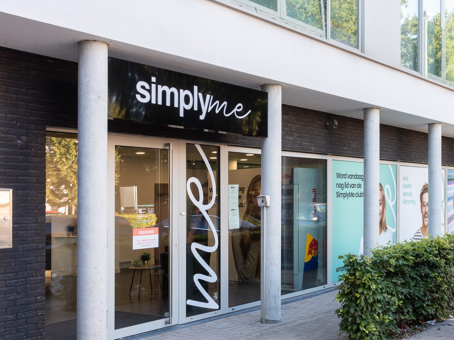 Branding voor SimplyMe